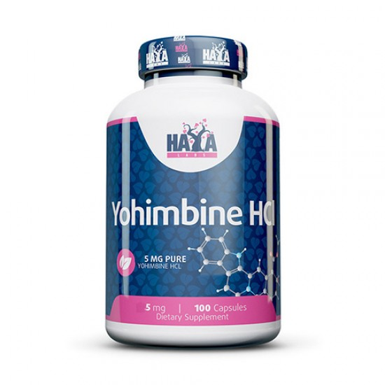 Haya labs Yohimbine HCL 5 mg
