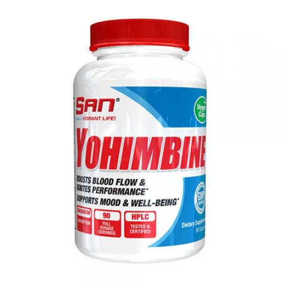 SAN Yohimbine HCL 3 mg 90 caps