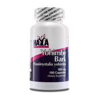 Мнения за Haya Labs Yohimbe Bark 500 mg