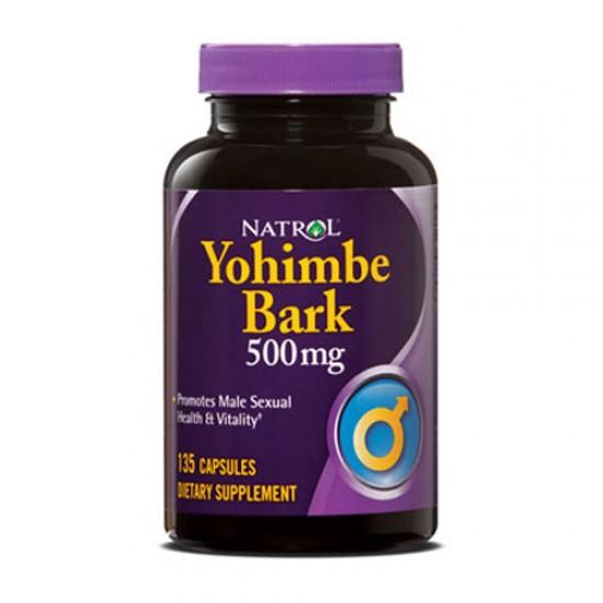 Yohimbe Bark Natrol