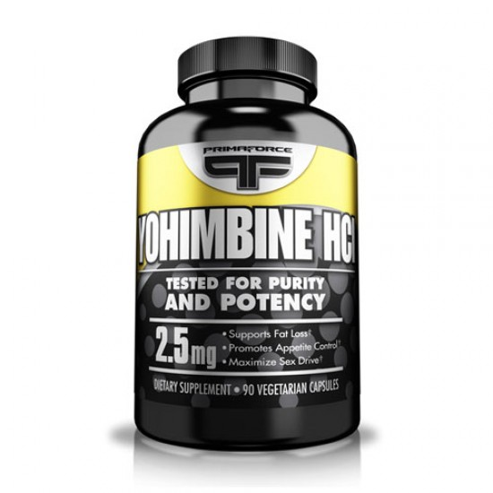 Yohimbine hcl Primaforce