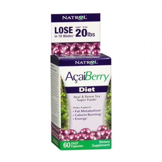 AcaiBerry Diet Natrol