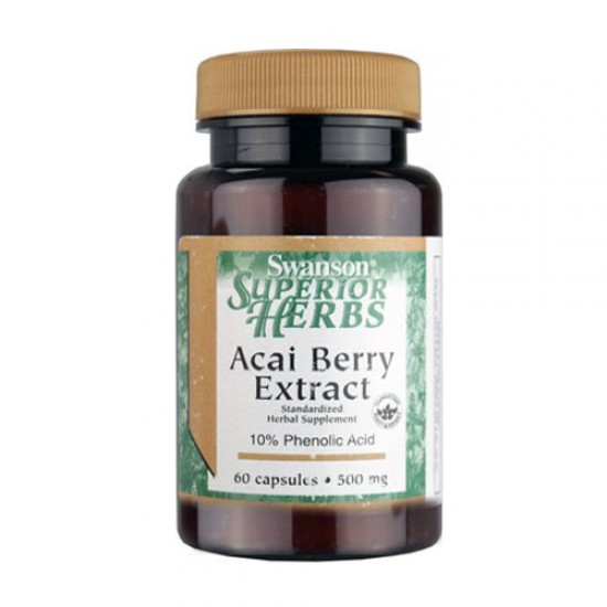 Acai Berry Extract Swanson