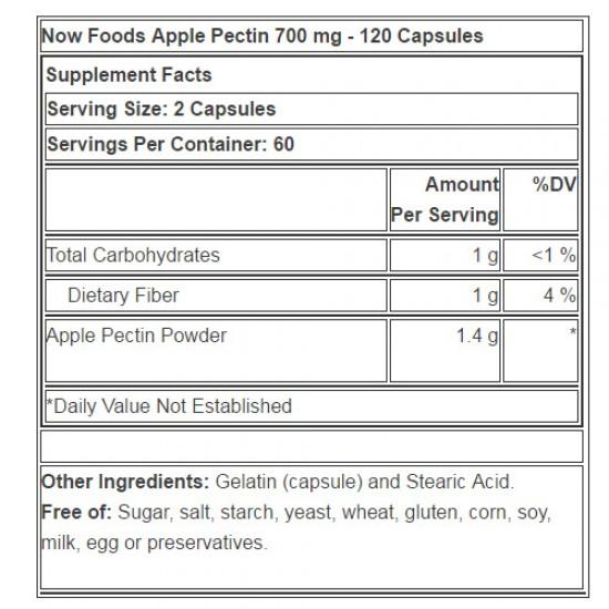 Apple Pectin NOW Foods