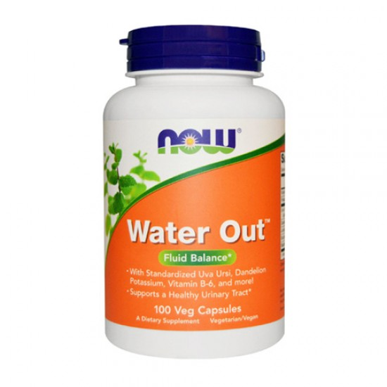 Water out  NOW Foods