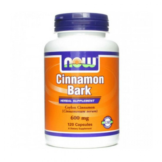 Cinnamon bark NOW Foods