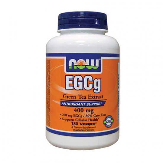 EGCG Green Tea Extract Now