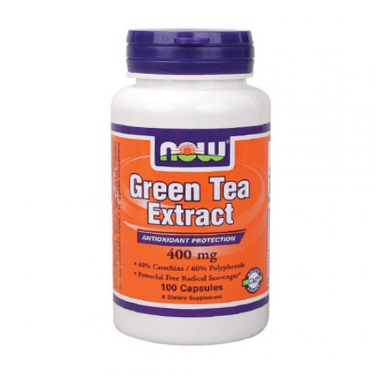 Green Tea Extract Now