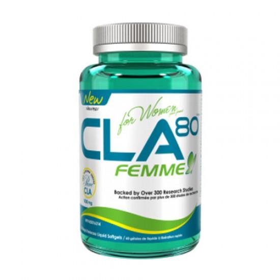 Cla 80 femme Allmax Nutrition