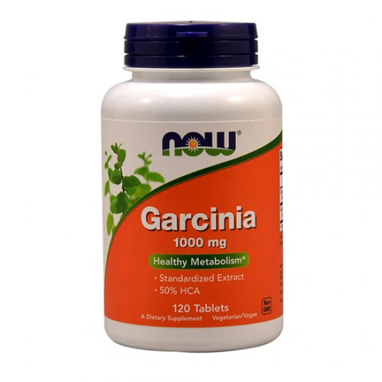 Now Foods Garcinia 1000 mg