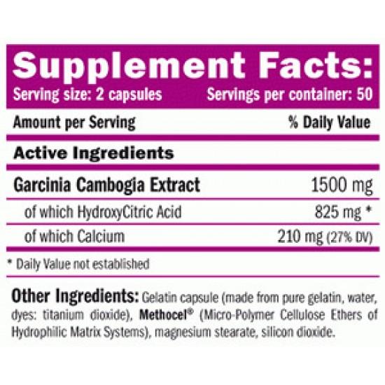 Amix Garcinia Cambogia HCA 150 caps