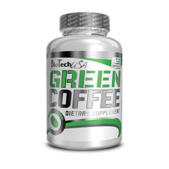 Green Coffee Bean Extract Bio Tech USA