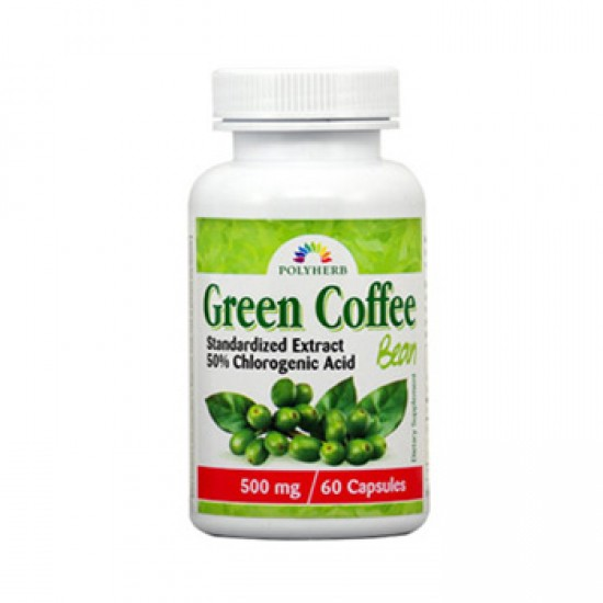 Green Coffee Bean 500 mg