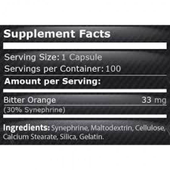 100% pure synephrine - 33 mg