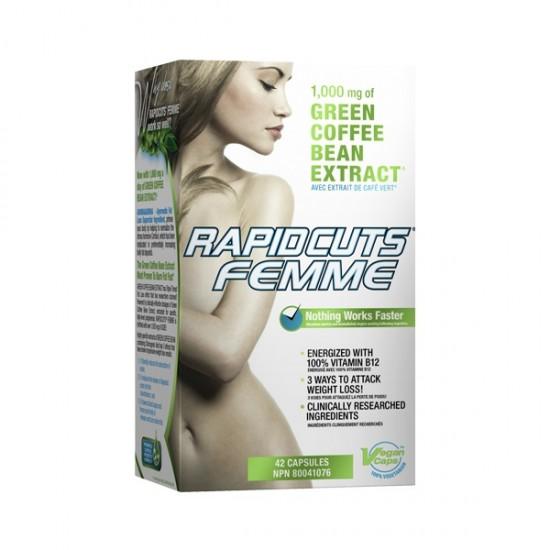 Rapidcuts Femme AllMax Nutrition