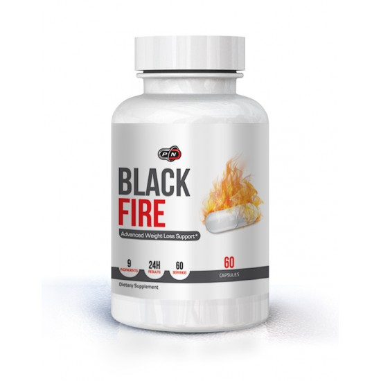 Black fire Pure Nutrition